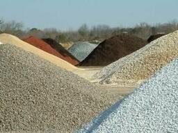Доставка пгс, песок, щебень, гравий