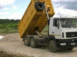 Доставка ПГС, щебня. Вывоз грунта и мусора