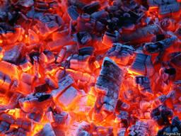Древесный уголь FSC 100%