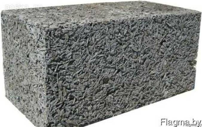 Древоблок. Блоки для строительства дома, возведения стен