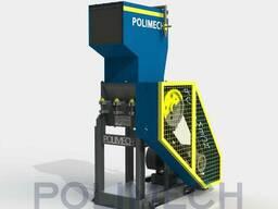 Дробилка SLF-1100 моющая. Производительность до 400 кг/ч.