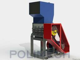 Дробилка SLF-1550 моющая. Производительность до 800 кг/ч.