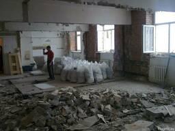 Дробленый бетон в мешках по 40 кг