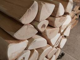 Дрова для камина сухие берёзовые, арт. DF-101