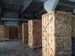 Дрова камерной сушки, Chamber drying firewood