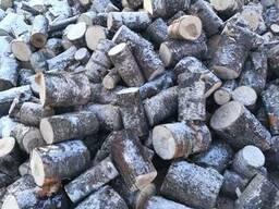 Дрова чурками лиственных пород: берёза, осина, ольха.