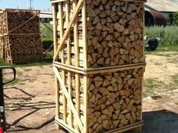 Дрова оптом, граб и дуб. Firewood wholesale, OAK, hornbeam.