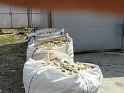 Дрова(обрезки)березовые сухие