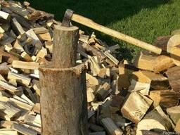 Дрова с Доставкой! Колотые Сухие дрова!