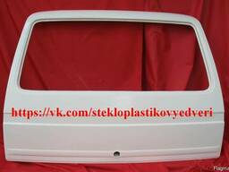 Дверь стеклопластик задняя Фольксваген Т3