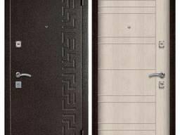Дверь входная М400. Высокая надежность.Долговечные материалы