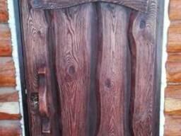 Двери в баню, двери в парилку, брошированные