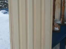 Двери для бани из массива(под размер заказчика)