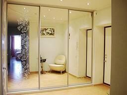 Двери для шкафа-купе зеркальные