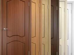Двери двери покрытые пленкой ПВХ. Качество превосходит цену.