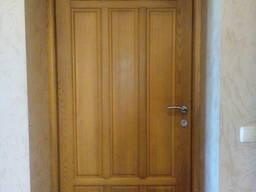 Двери под заказ из сосны, дуба, нестандартные двери