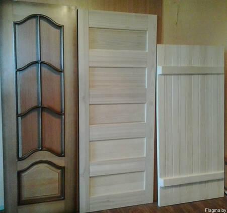 Двери Спасские деревянные на заказ.