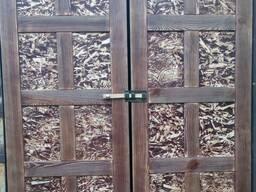 Двери Спасские, входные деревянные. - фото 6