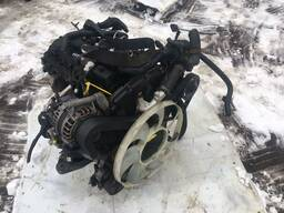 Двигатель Ford Transit 2012-2015 2.2TDCI CYRB/CYRA