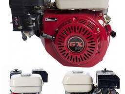 Двигатель GX 210 (вал 20мм под шпонку) 6. 5л. с