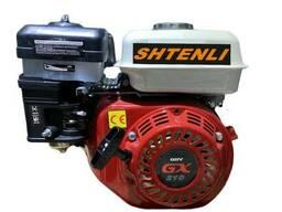 Двигатель GX210 (Аналог Honda) 7 л. с. вал 20 мм под шпонку (или 168F, 170F) + подарок. ..