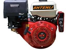 Двигатель GX270e (Аналог Honda) 9 л. с. вал 25 мм под шпонку с электростартом (или. ..