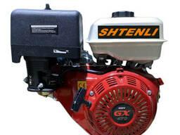 Двигатель GX470 (Аналог Honda) 18.5 л. с. вал 25 мм под шпонку (или 193f) + подарок. ..