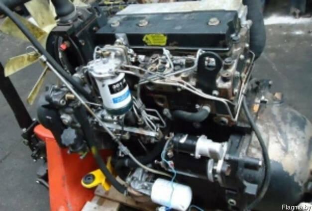 Двигатель jcb 3cx