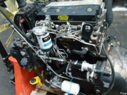 Двигатель jcb 3cx - фото 1