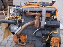 Двигатель либхер б/у двигатель liebherr бу