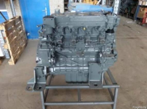 Двигатель liebherr d934