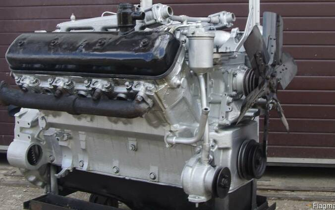Двигатель МАЗ-544008