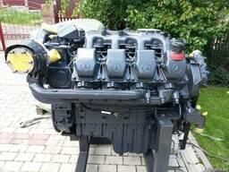 Двигатель ОМ 502 LA 942. 992