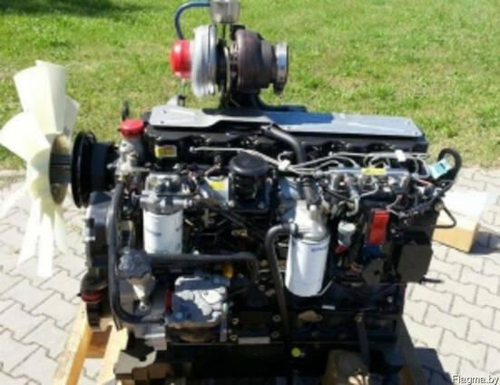 Двигатель perkins 1106d