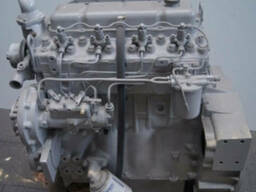 Двигатель perkins a4. 236