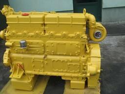 Двигатель SW 680 , агрегаты