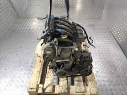 Двигатель в сборе для Renault Megane, 1995 - 2003 1.4 бензин K4J750