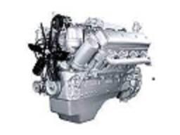 Двигатель ЯМЗ 238 с коробкой Б/У