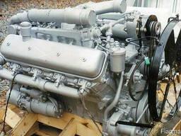Двигатель ЯМЗ-238ДЕ2, 1-й комплектности. Гарантия 12 мес.