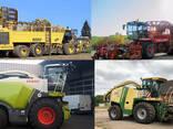 Двигатели для импортной сельхоз техники - photo 1