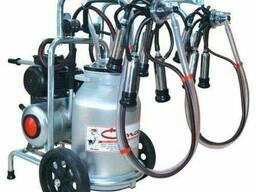 Двойной доильный аппарат для коров ÖC 1002