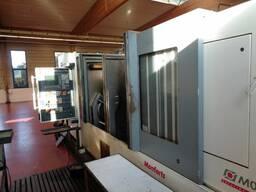 Двухшпиндельный токарный станок Monforts DNC 500