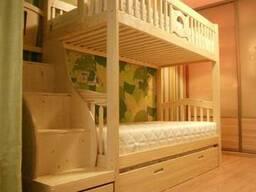 Кровать двухъярусная Смарт.