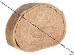 Джутовый утеплитель 150/8 (длинное волокно)