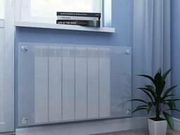 Экран стеклянный для радиаторов - фото 3