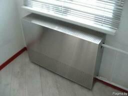 Экраны для радиаторов отопления из нержавеющей стали
