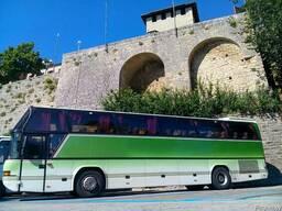 Экскурсионный автобус а аренду