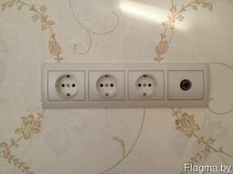 Электрик работаю в Минске и Минской области.