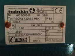 Электродвигатель 9. 2кВт/2р (3000 об/мин) В14 пр-во Польша