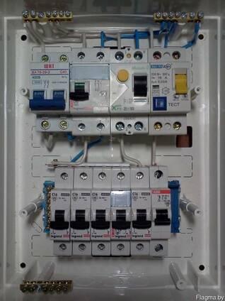 Электромонтажные работы в Бресте